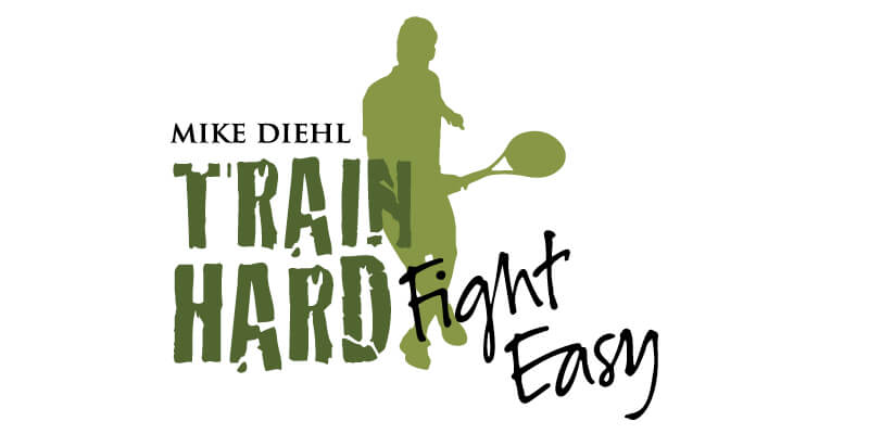 Train hard - fight easy, Tennis Fitness Videos