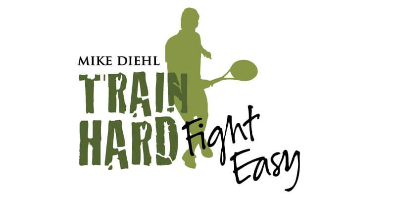 Train hard - fight easy, Tennis Fitness Videos