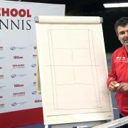 Hallentipp 5 / Online-Tennisschule