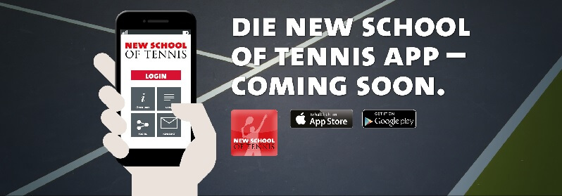 NEw School of Tennis APP